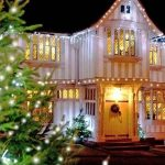 Lavenham at Christmas