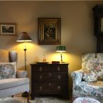 Sitting Room Armchairs Market Keepers Cottage