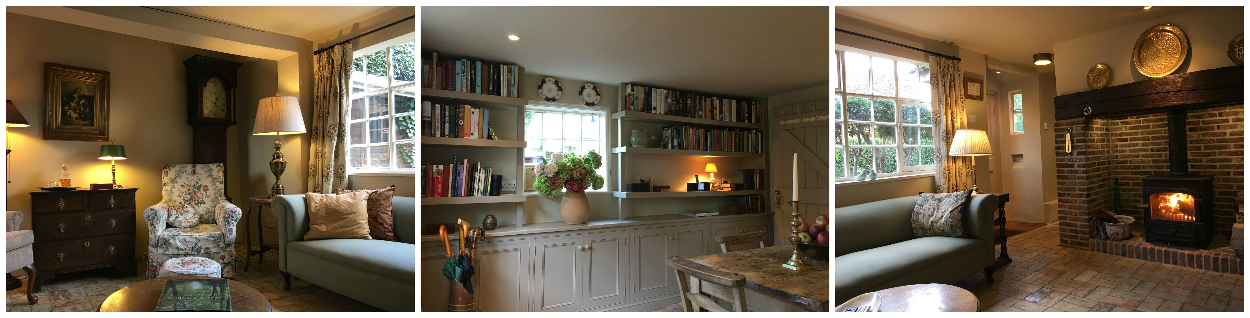 Lavenham Luxury Dog Friendly Holiday Cottage with Garden